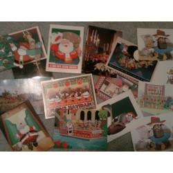 100-Texas Christmas Cards asst
