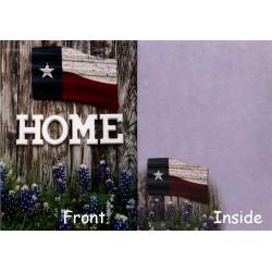 03141-Home - Texas flag card