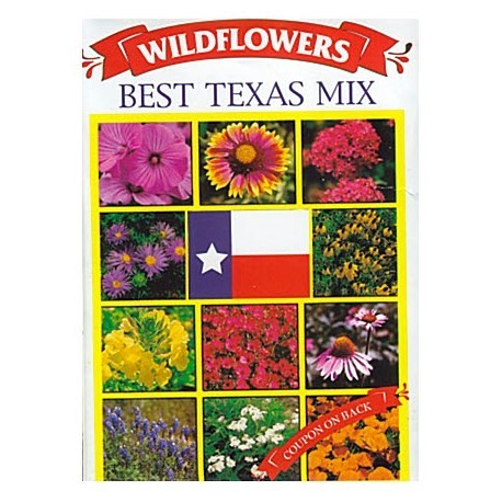 Texas Wildseed Mix